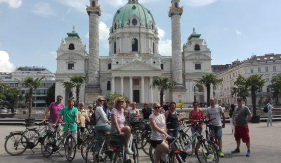 Visitas en bicicleta por Viena