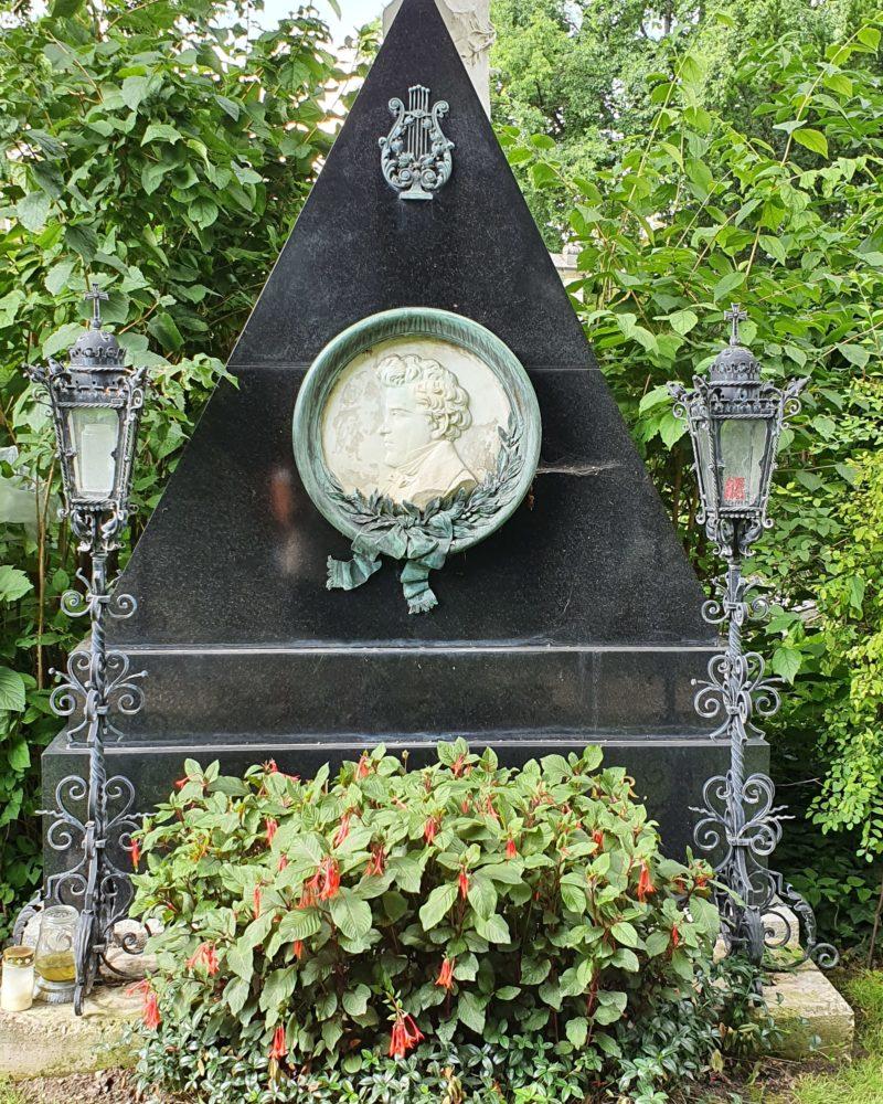 Grab Johann Strauss Vater